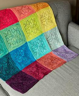 Center Out Blanket
